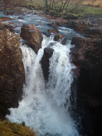 Lower Falls, River Nevis